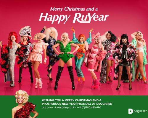 Christmas 2019 at Dsquared